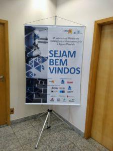 6º Workshop de Instalações - Hidro-Sanitária e Águas Pluviais