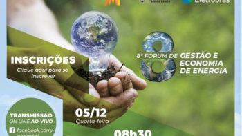 Link permanente para: 8º Fórum de Gestão e Economia de Energia