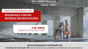 Link permanente para: InovaDay | Segurança contra incêndio em edificações