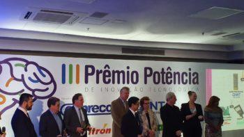 Link permanente para: PRÊMIO POTÊNCIA DE INOVAÇÃO TECNOLÓGICA 2019