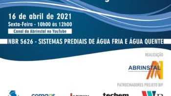 Link permanente para: 9º Workshop de instalações hidrosanitárias e águas pluviais
