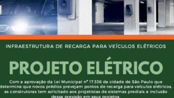 Link permanente para: Infraestrutura de Recarga para Veículos Elétricos