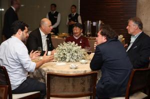 Chaguri,Leo,Ricardo, Maschietto