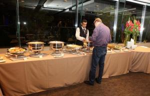 David Jugend no buffet