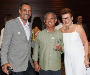 Douglas Cury, Sergio Koiti, ML